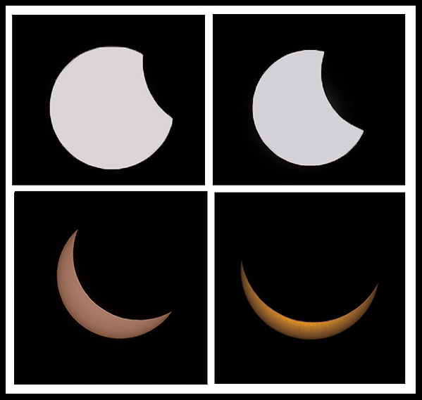 Partial Solar Eclipse - 2015
