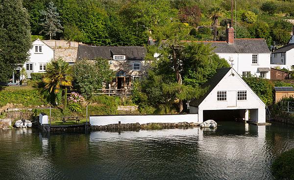 Helford Boat House