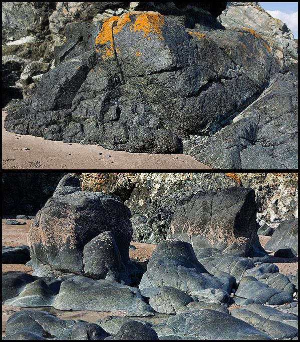 Rock - Peridotite - Kennack Sands  (S18)