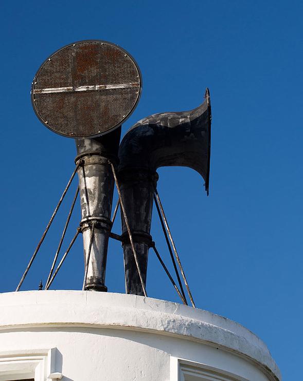 Lizard Lighthouse Foghorns