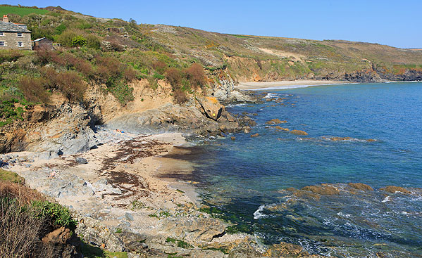 Coule's Cove / Kenneggy Sand