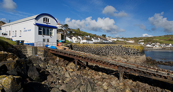 Coverack Lifeboat Station
