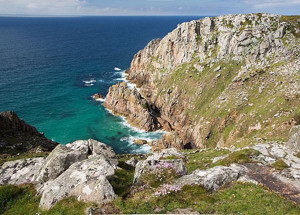 Porthmoina Cove