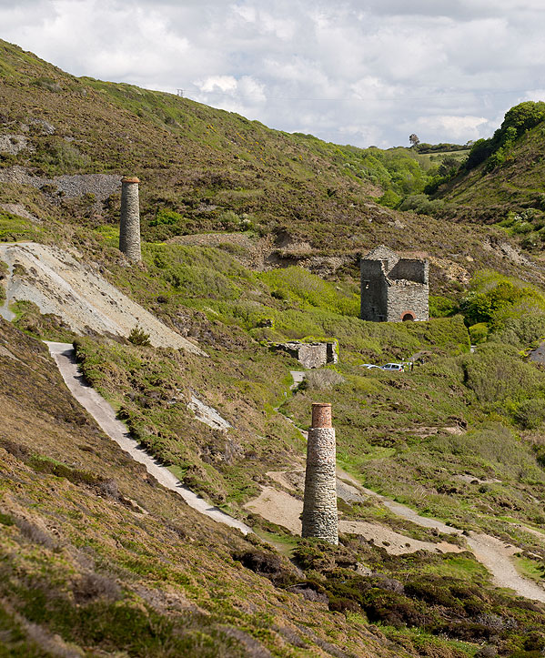 Blue Hills Tin Mine