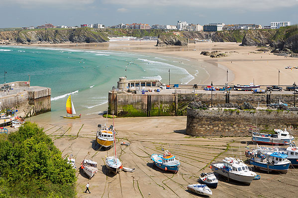 Newquay Harbour - 2