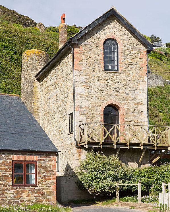 Porthtowan Engine House