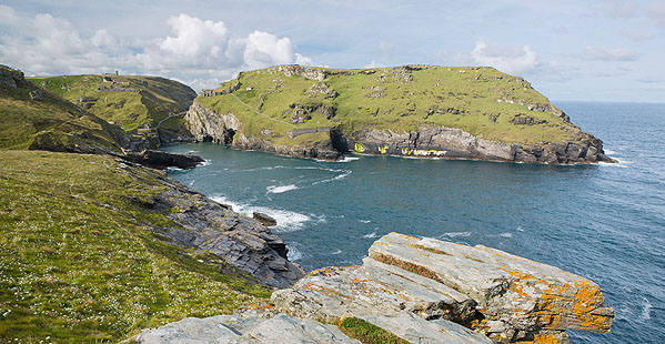 Tintagel - 'The Island'