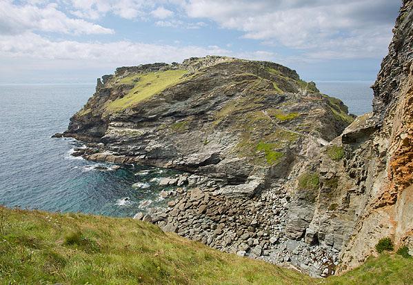 Westside Cove / Tintagel Island