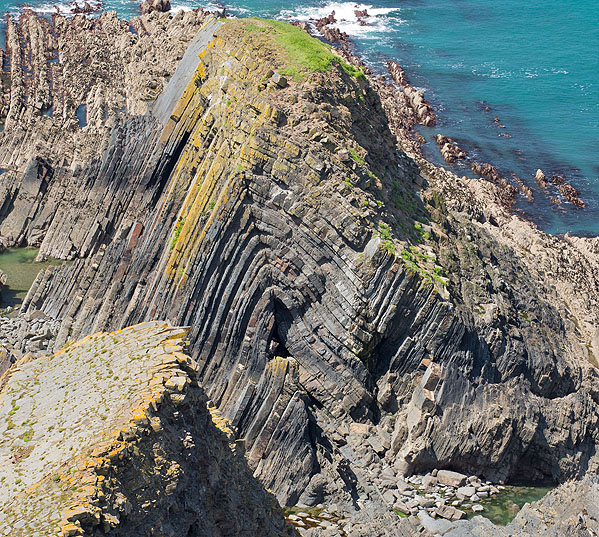 Anticline - Gull Rock (S1)