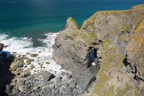 Natural Arch - High Cove
