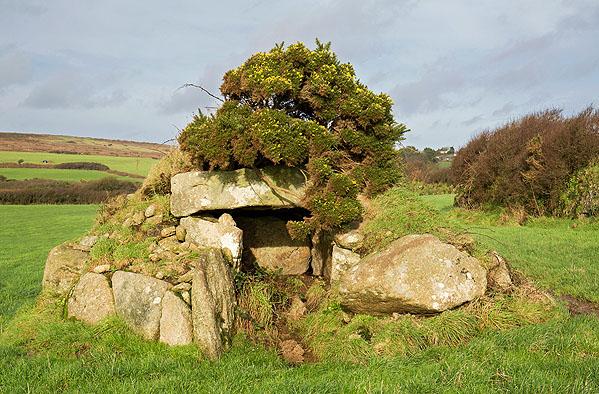 Brane Barrow - Chambered Cairn