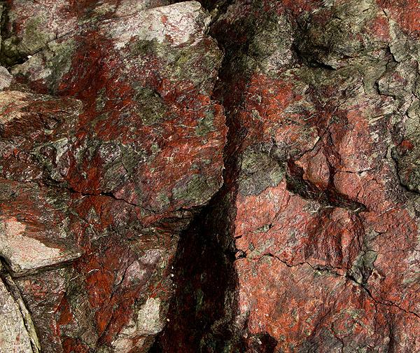 Rock - Serpentinite - Kennack Sands (S18)