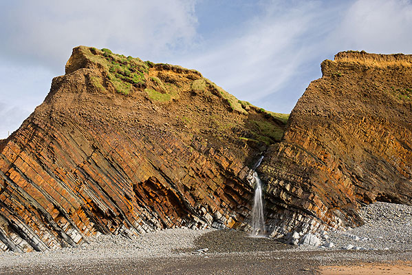 Waterfall - Sandy Mouth (S1)