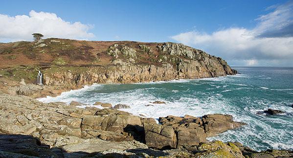 Porthguarnon Cove