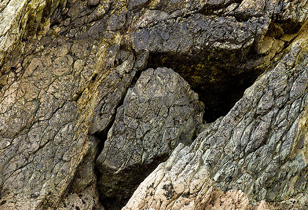 Great Perhaver Point - Pillow Lava