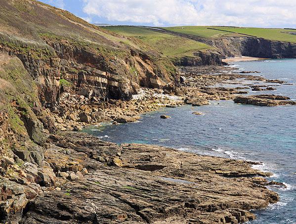 Tremearne Cliffs
