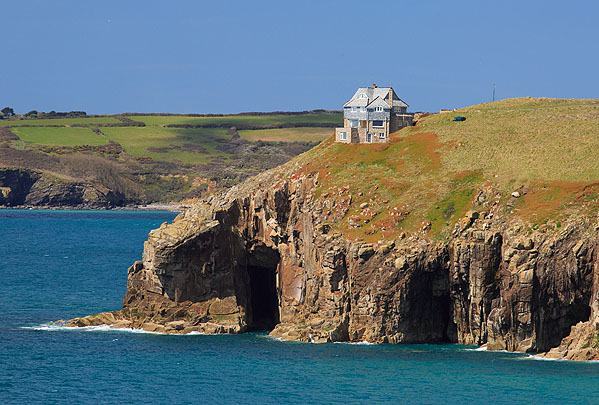 Caves / Rinsey Head