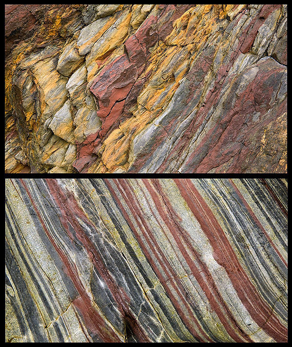 Devonian Stripes - Parbean Cove - (S19)