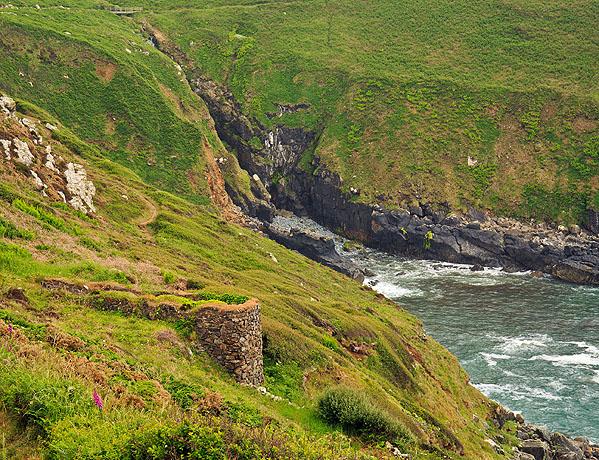 Porthglaze Cove