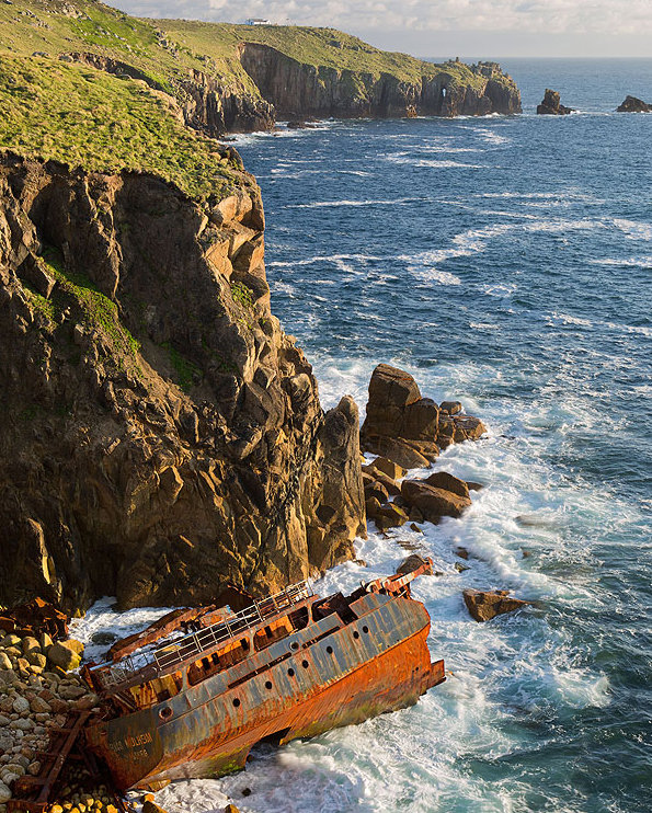 Shipwreck / RMS Mulheim