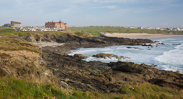 Fistral Beaches