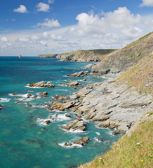 Tregardock Cliff