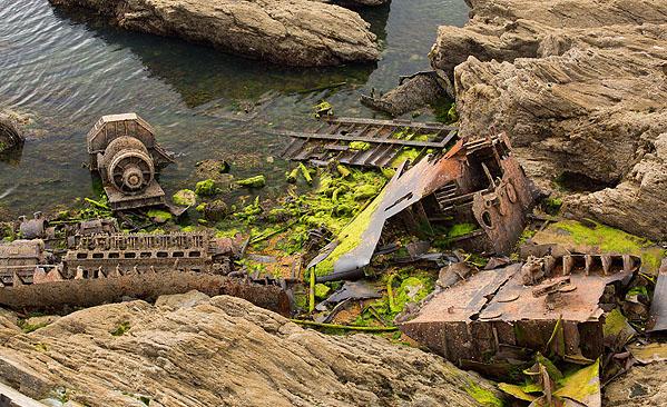 Shipwreck - Ben Asdale