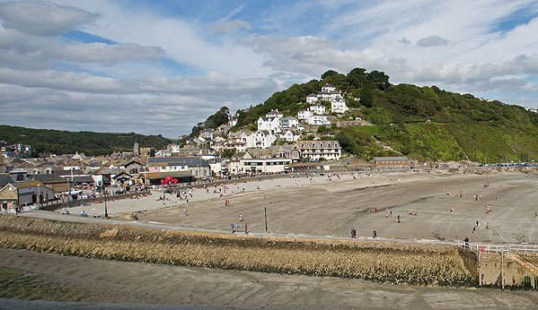 East Looe Beach