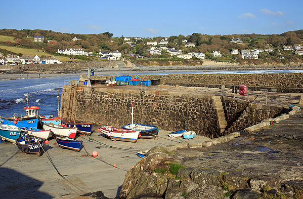Coverack Quay