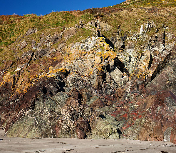Lankidden Cliffs