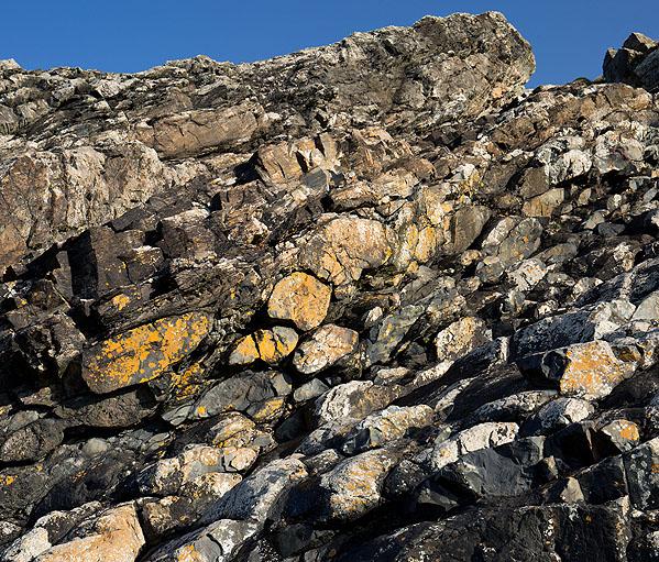 Pillow Lavas - Burthallan Cliff (S11)