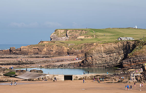 Bude Open Air Pool