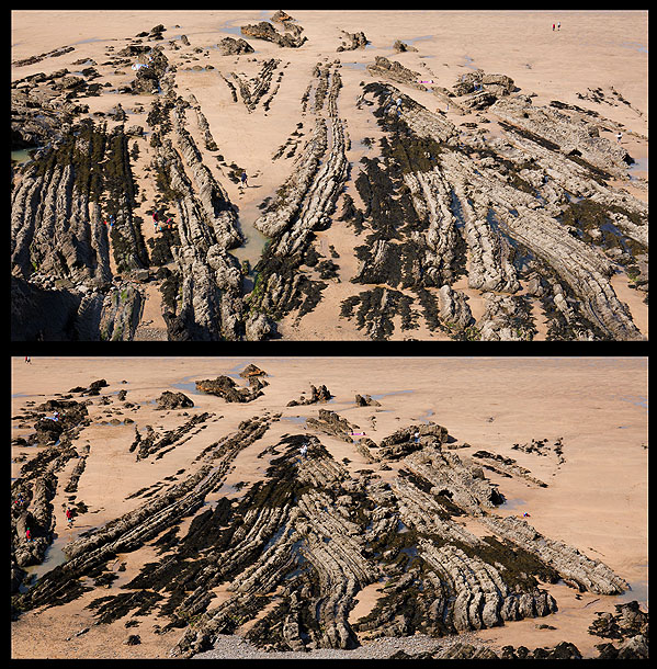 Synclines / Anticlines