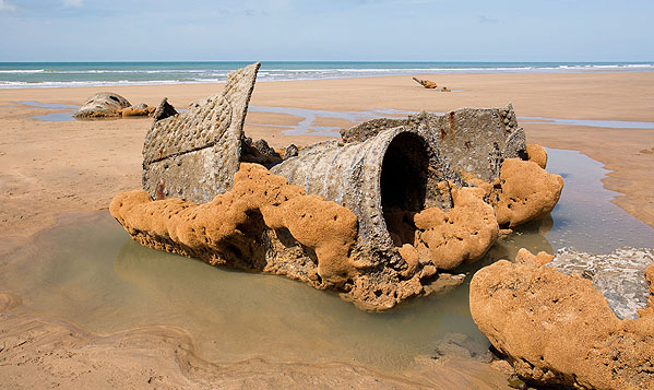 Shipwreck - SS Belem