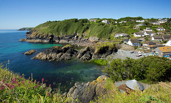 Cadgwith Cove - The Todden