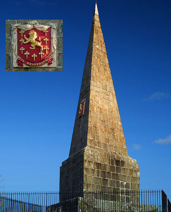 Knill's Monument / Steeple - St Ives