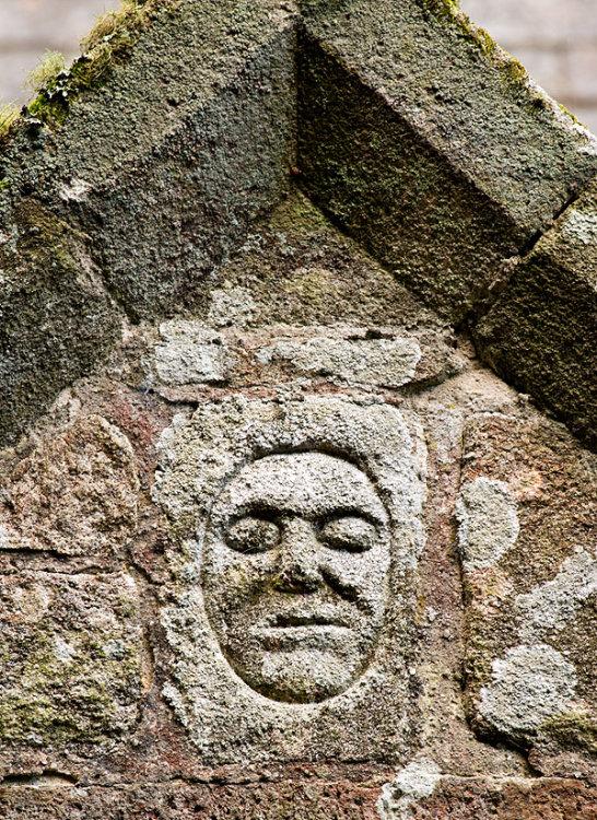 Perranzabuloe Celtic Face