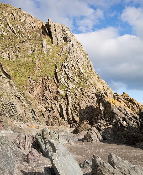 Devonian Slate - Britain Point (S26)