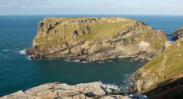 The Island - Tintagel