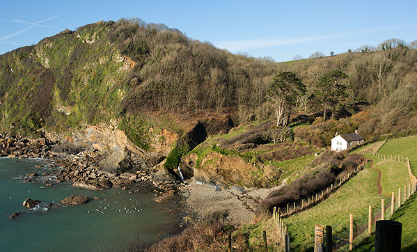 Hallane Cove