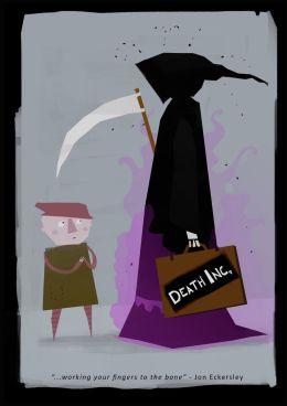 Death inc poster