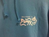 Six Foot & Pumpkin Merchandise
