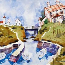 Return to Rocky Island - Seaton Sluice