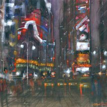 Manhattan Midnight - New York