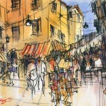 Leather market - Corfu town