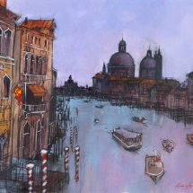 The Grand Canal - Venice