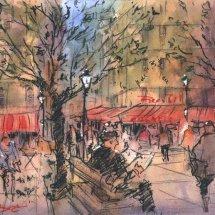 Parisian Scene