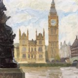 "Westminster (14""X11"") - £495"