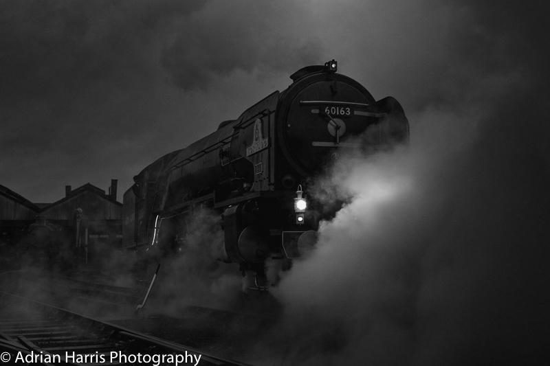 Tornado in Steam
