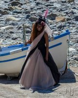 Bride and Boat